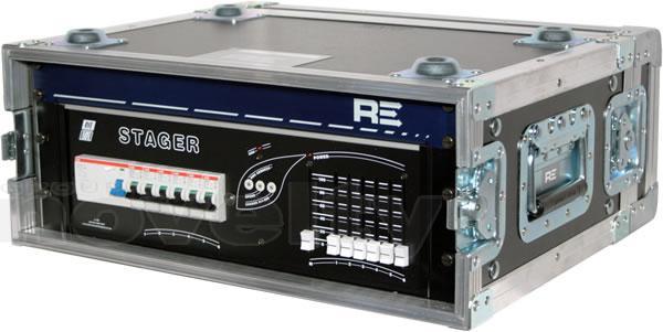 Gradateur rve stager 6x2