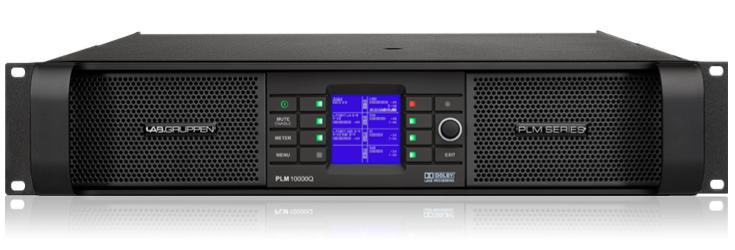Lab gruppen amplificateur plm 10000q 4x2700 watts sous 27 ohms occasion 1 1