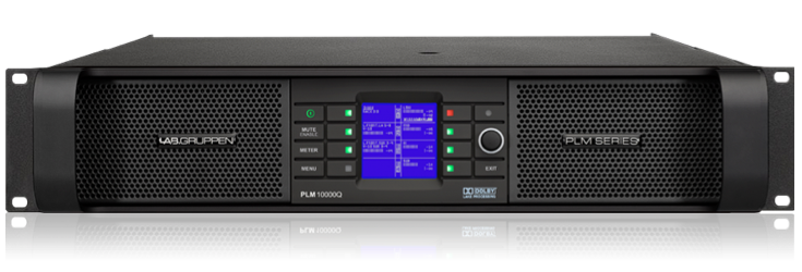 Amplificateur Lab Gruppen  10000Q 4x2300W