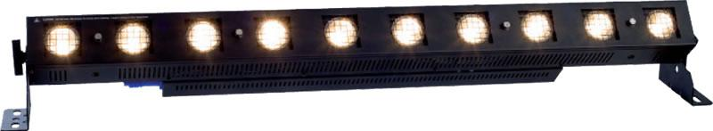 Rampe funstrip 10 lampes dichroiques 75w 1