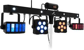 Jeu de lumière Eurolite LED KLS Laser Bar Pro FX-Set